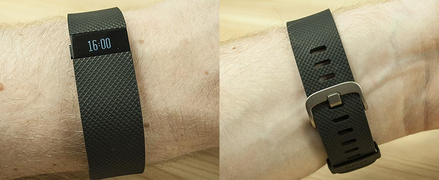 fitbit charge test details