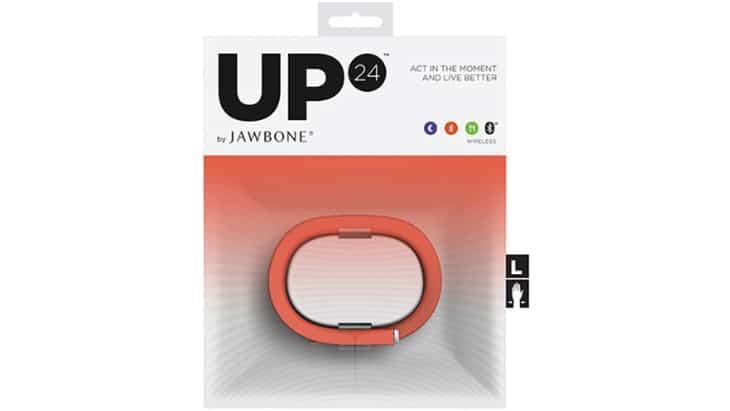 jawbone up24 verpackung
