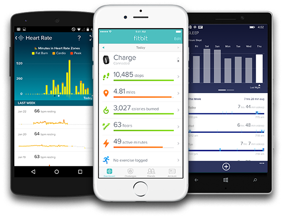 fitbit-app beispiel