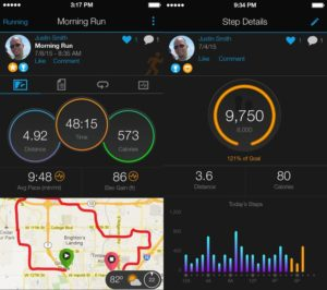 garmin connect app