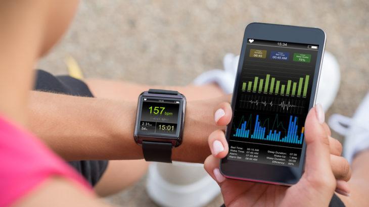 Fünf Dinge, die Ihr Fitness-Armband über Sie weiß