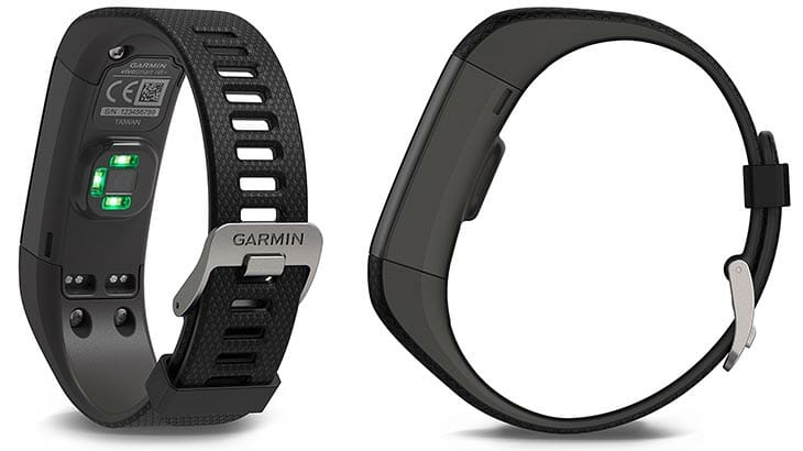 garmin vivosmart hr plus details