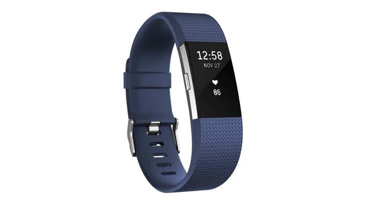 fitness-tracker testsieger fitbit charge 2