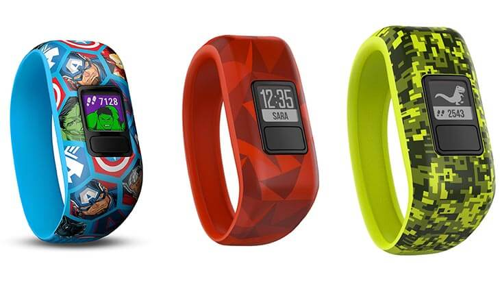 garmin jr fitnesstracker kinder