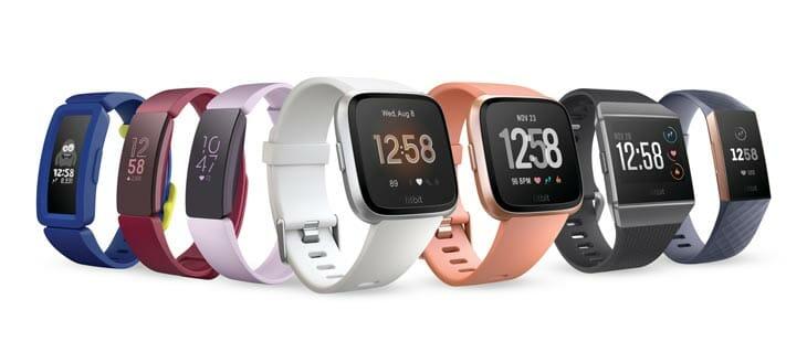 neue fitness-tracker fitbit 2019
